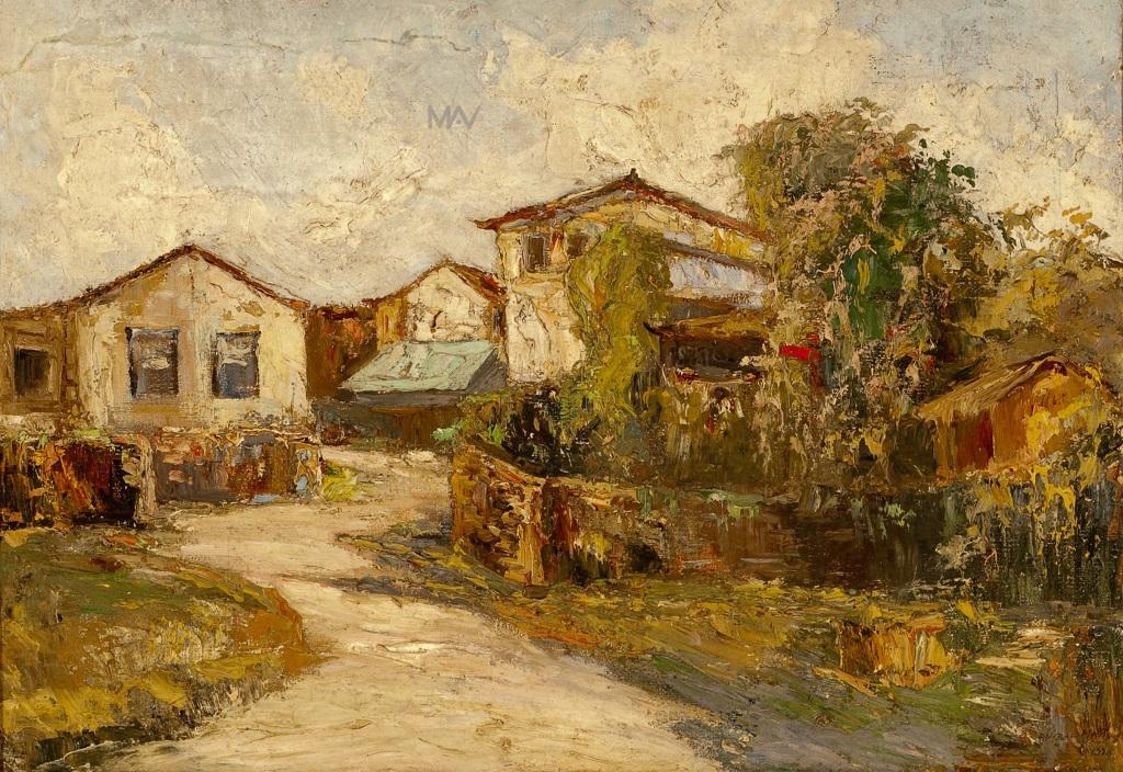 anibal-mattos-casas-de-cidade-antiga-1926-40-x-328-cm-museu-mineiro