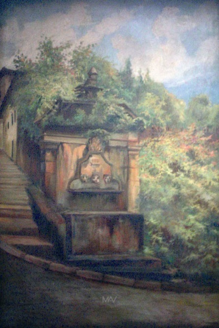 anibal-mattos-chafariz-ouro-preto-1924-oleo-sobre-tela-197-x-135-cm-acervo-escola-estadual-pedro-ii-belo-horizonte