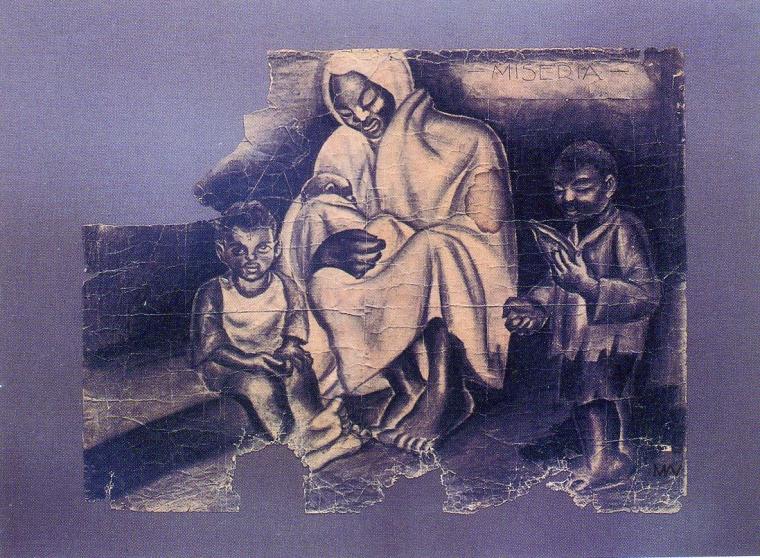 fernando-pierucetti-miseria-1936-carvao-papel-58-x-70-cm-museu-mineiro-belo-horizonte