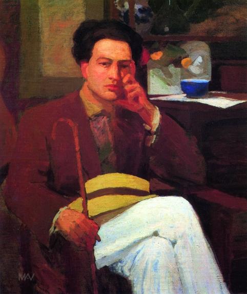 oscar-ghiglia-ritratto-dei-pittore-barbieri-1912-oleo-sobre-tela-685-x-60-cm
