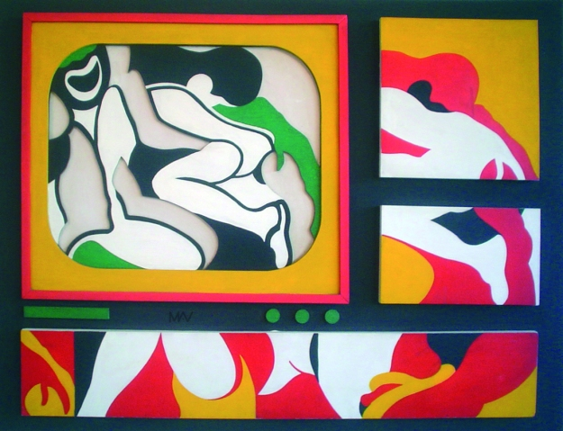 teresinha-soares-morra-usando-legitima-sandalia-1968-serie-vietna-tecnica-mista-116-x-1528-cm-acervo-do-conservatorio-de-musica-da-ufmg-belo-horizonte